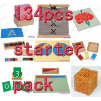 Buy cheap Montessori material Mathematics -134pcs starter pack product
