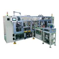 Buy cheap High effeciency fully automatic four working stations stator coil lacing machine from wholesalers