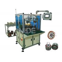 Buy cheap Double working station wheel motor automatic stator coil winding machine from wholesalers