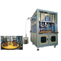 Buy cheap Four working station automatic stator windingcoil inserting machine from wholesalers