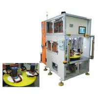 Buy cheap Double heads four working station vertical type stator auto coil winding machine from wholesalers