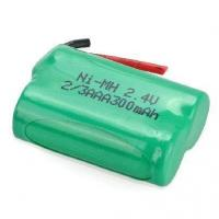 Buy cheap 2/3AAANiMHBatteryPack2.4V300mAh2S1P Ni-mh Battery-China Chineng product