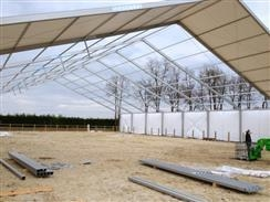 Quality Clear Span Tents For Plant for sale