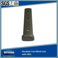 Nodular Cast Iron Nordular Cast Wind Lock with HDG