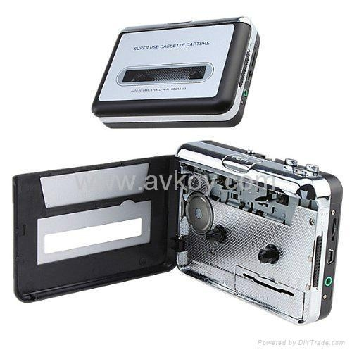 images of audio usb portable cassette tape to mp3 converter 43890864. Black Bedroom Furniture Sets. Home Design Ideas