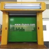 Buy cheap hard fast rolling door #DSO004 product