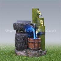 Buy cheap Bamboo fountains Rotating millstone bamboo fountains from Wholesalers
