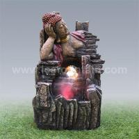 Buy cheap Buddha fountains Sleeping buddha fountains from Wholesalers