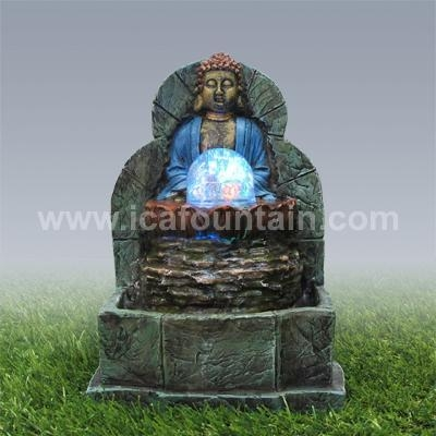 Quality Buddha fountains Buddha Fountain crafts for sale
