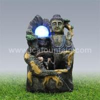 Buy cheap Buddha fountains Buddha tabletop Fountains from Wholesalers