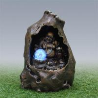 Buy cheap Buddha fountains Buddha Fountain crafts from Wholesalers