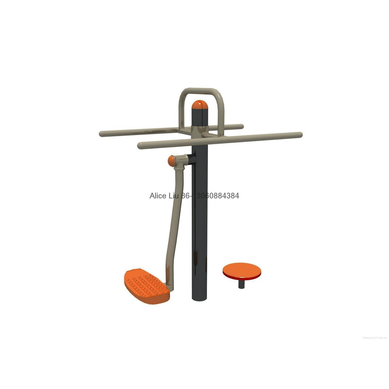 Buy cheap Swing waists device outdoor fitness exercise equipment product