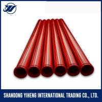 Buy cheap Delivery ST-52 steel pipe 3000mm product