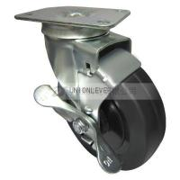 Buy cheap 2150 plate type brake caster series product