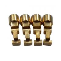 Buy cheap High Precision CNC turned phosphor copper electronic parts product