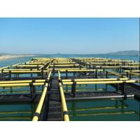 Buy cheap Offshore square fish farming cages from wholesalers