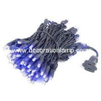 Buy cheap 70 5mm Purple LED Christmas Lights from wholesalers