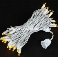 Buy cheap Yellow LED 5MM Mini Christmas Lights from wholesalers
