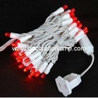 Buy cheap 70 5mm Red LED Christmas Lights from wholesalers