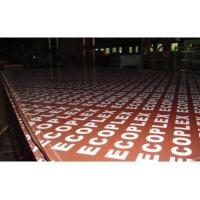 Buy cheap ecoplex film faced plywood product