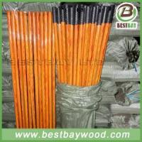 Buy cheap PVC Coated Wood Broom Sticks PVC Cover Wooden Mop Stick product