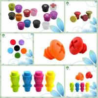 Buy cheap The silicone bracelet silicone bottle stoppers, wine bottle stoppers processing product