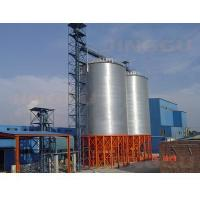 Buy cheap 500T Galvanized Steel Silo product
