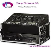 Buy cheap 8U Slant Mixer Rack with 2U Vertical Rack System product