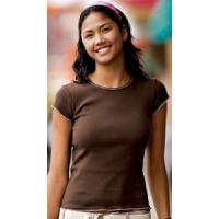 China DISCONTINUED District Threads  - Junior Ladies Tee on sale