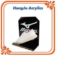 Buy cheap acrylic shoe display case in shop product