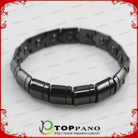 fashion shiny appearance 316L stainless steel metal bracelet