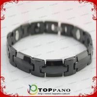 Buy cheap good plating scalar energy metal ion power bracelet product