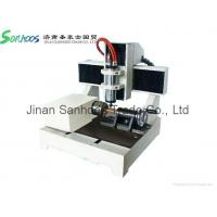 Buy cheap Sam Mini Rotary 4 Axis Desktop CNC Router Engraving Machine product