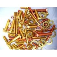 Buy cheap Copper bolts, Copper screws, Copper washers, Copper fasteners etc product