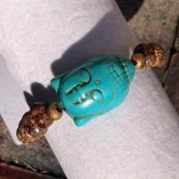 Buy cheap Buddha bracelet with Acai natural beads product