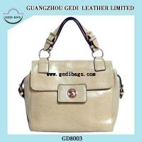 Buy cheap Beige Popular Leather Bags 2014 product
