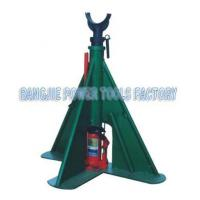 Buy cheap Triangle hydraulic pay-off stand product