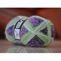 Buy cheap Wool Mohair blended yarn product