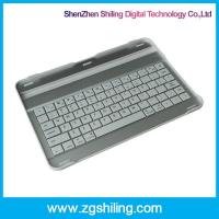 China Aluminum bluetooth keyboard for tablet tv,for samsung n7500 wireless keyboard on sale