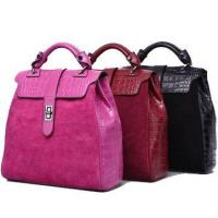 Buy cheap SDL1185Fashion European Real Handbag, real Leather backpack for women from wholesalers
