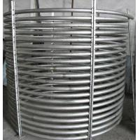 Buy cheap Gr2 Titanium Heat Exchanger Tubes in Coil product
