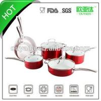 Buy cheap 10pcs chinese aluminum ceramic cooking pot product