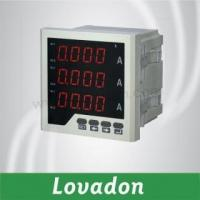 Buy cheap LCD Digital Ammeters Ampere Meter Three Phase Electric Meter product