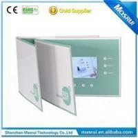 Buy cheap Shenzhen Set TFT Screen Video Greeting Card for Education Publicity product