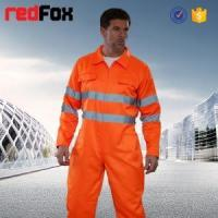 Buy cheap safety fire retardant working coverall product