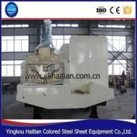Buy cheap glazed roof angle hip tile arch roof sheet roll forming machine product