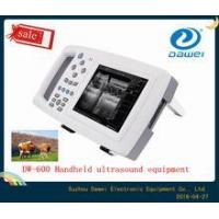 Buy cheap DW-600 Mini ultrasound machine with portable cow ultrasound scanner product