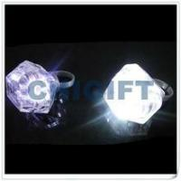 Buy cheap Gift Items New 2016 Diamond LED Rings product