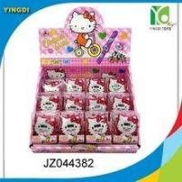 Buy cheap Candy toys Multi Color Clock Small Toys And Candy Inside product
