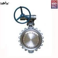 Buy cheap 300Lb 3inch Triple Offset Lug Type Bi-directional Metal-seated Butterfly Valve product